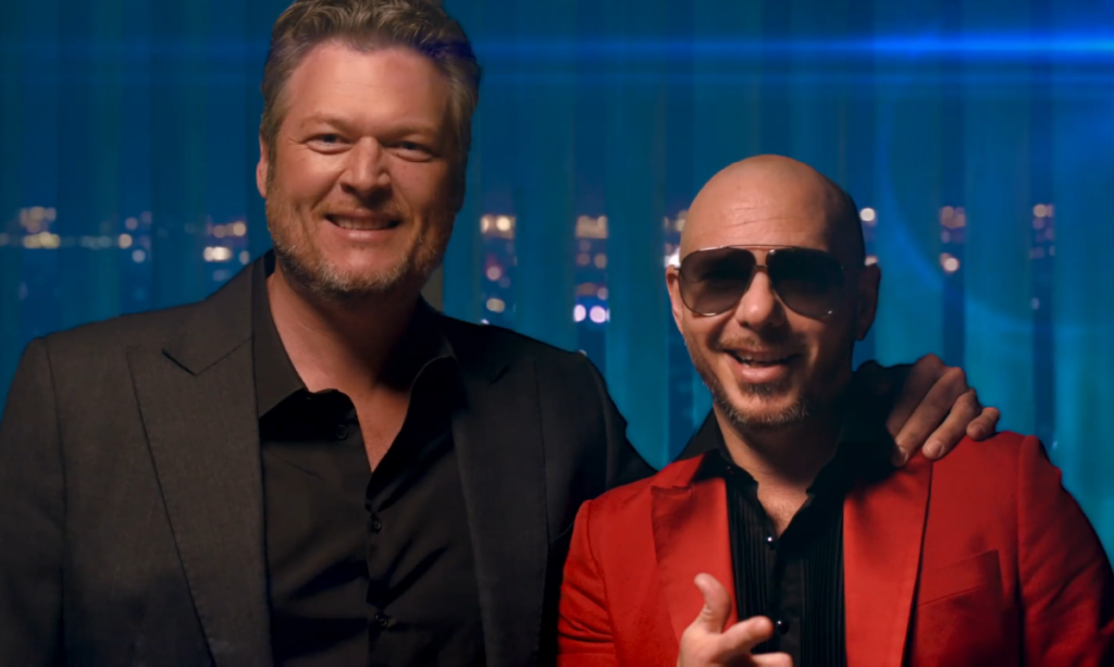 Pitbull's 'Get Ready' Music Video Mixes Miami With Country