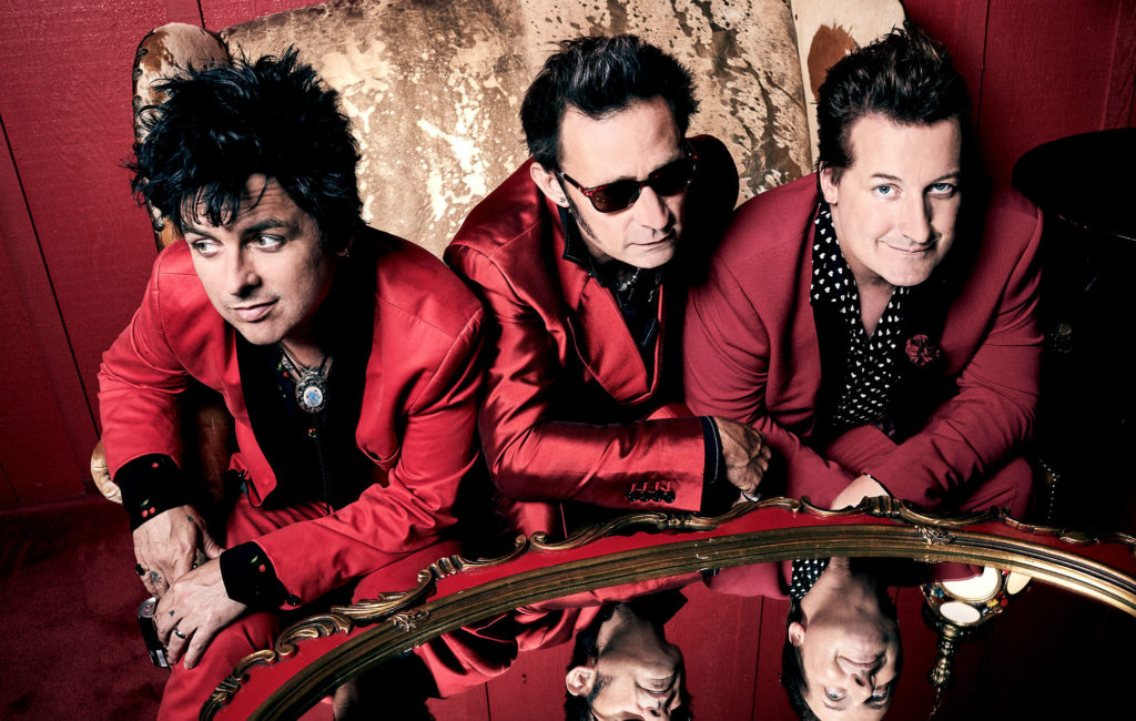 Green Day Dilutes Signature Sound on 'Father of All…'