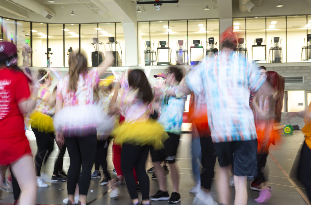Annual Dance Marathon Returns to BC