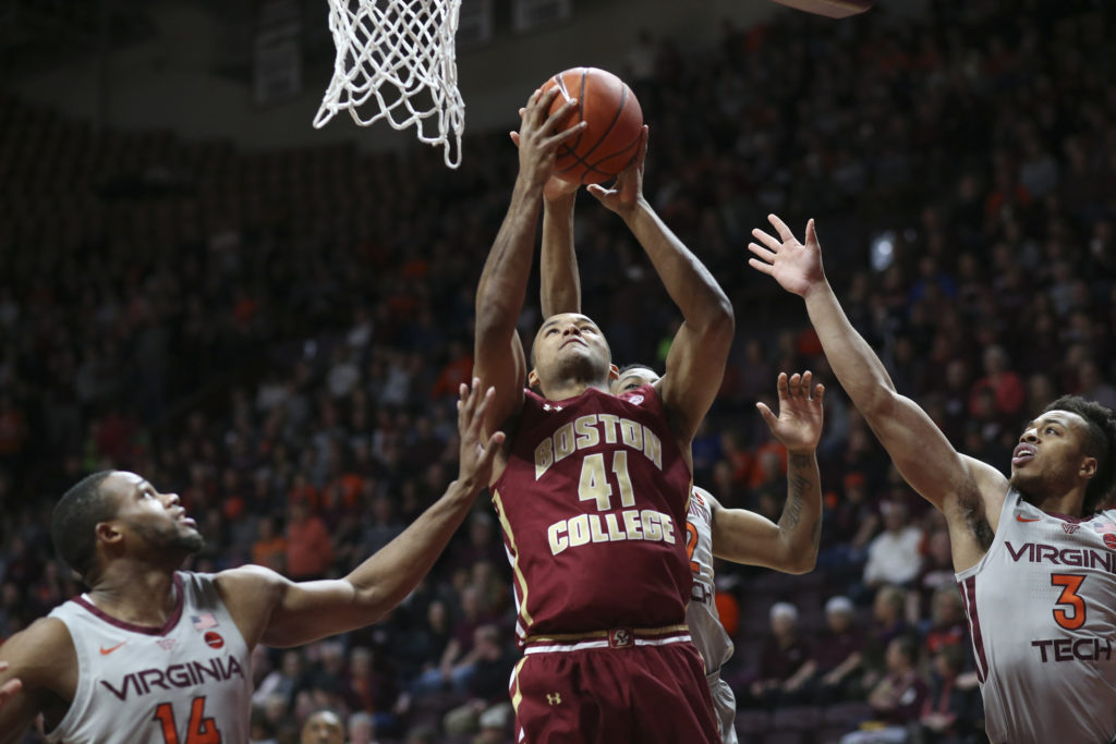 The Numbers Behind Steffon Mitchell's Career Performance at Virginia Tech