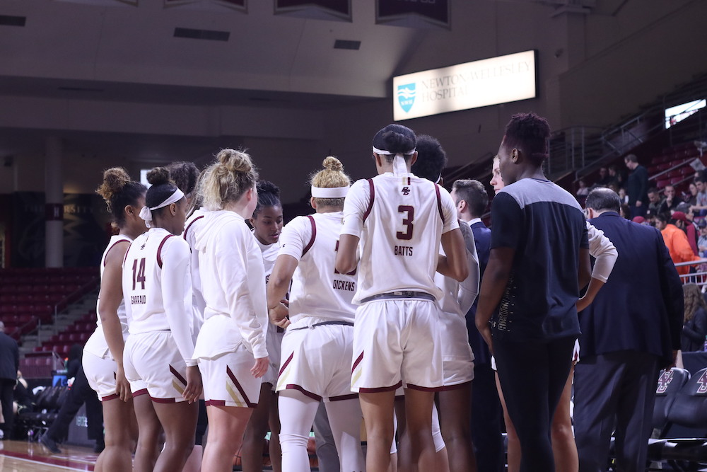 Guy, Dickens Lead BC in Road Victory over Clemson