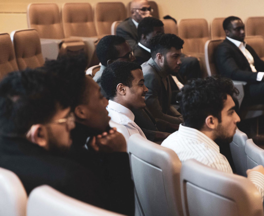 BAIC Hosts Inaugural Men of Color Conference