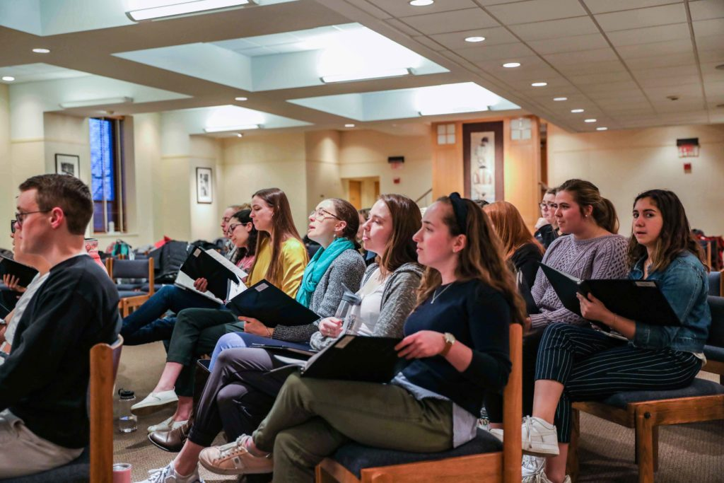Liturgy Arts Group: Singing Praise and Finding Faith