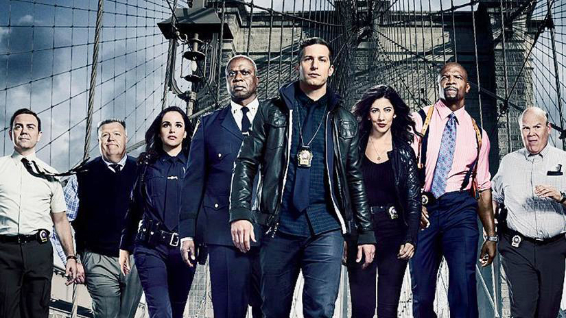 Brooklyn Nine-Nine' Stumbles in Season Seven Premiere - The Heights