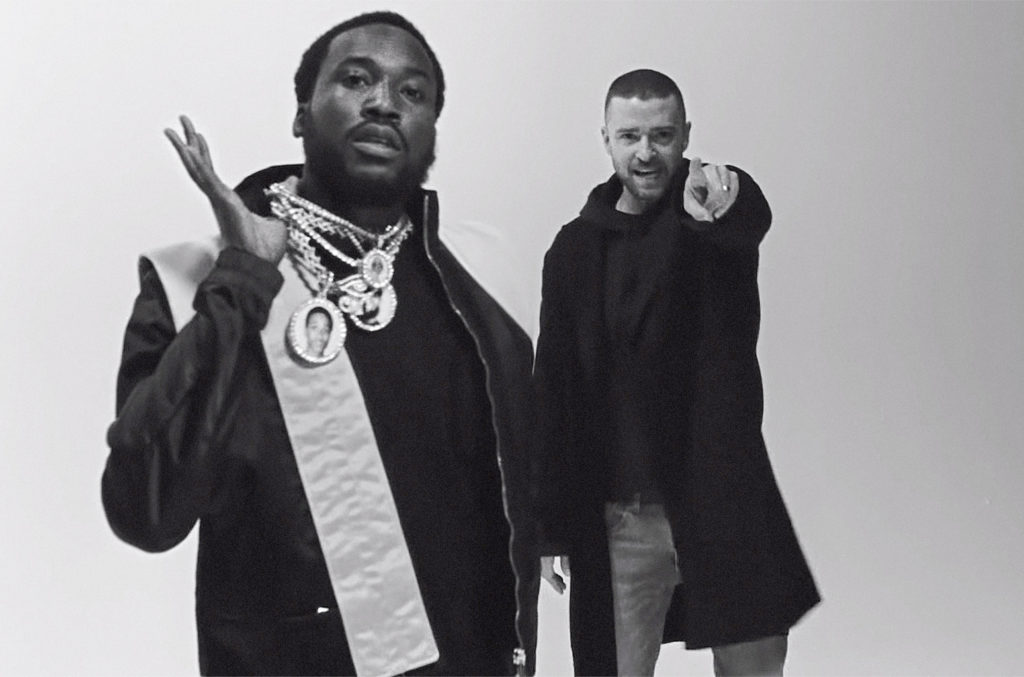 Meek Mill features Justin Timberlake and More in Singles