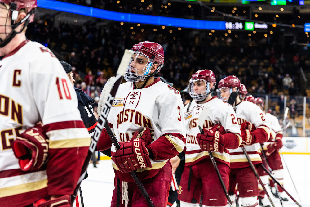 2020 Beanpot Preview: BC Will Take on BU in Opener