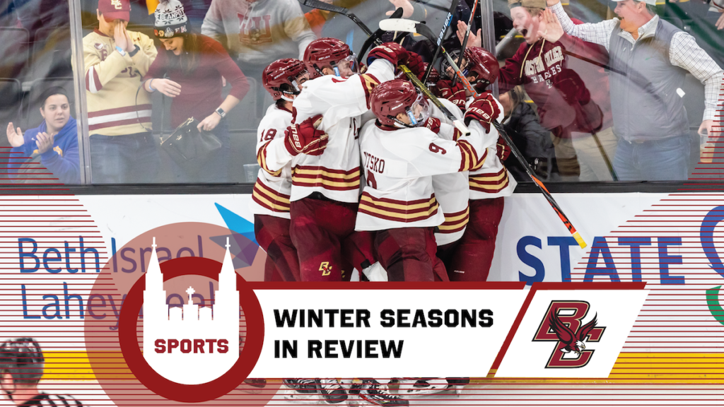 Season in Review: 2019-20 Men's Hockey