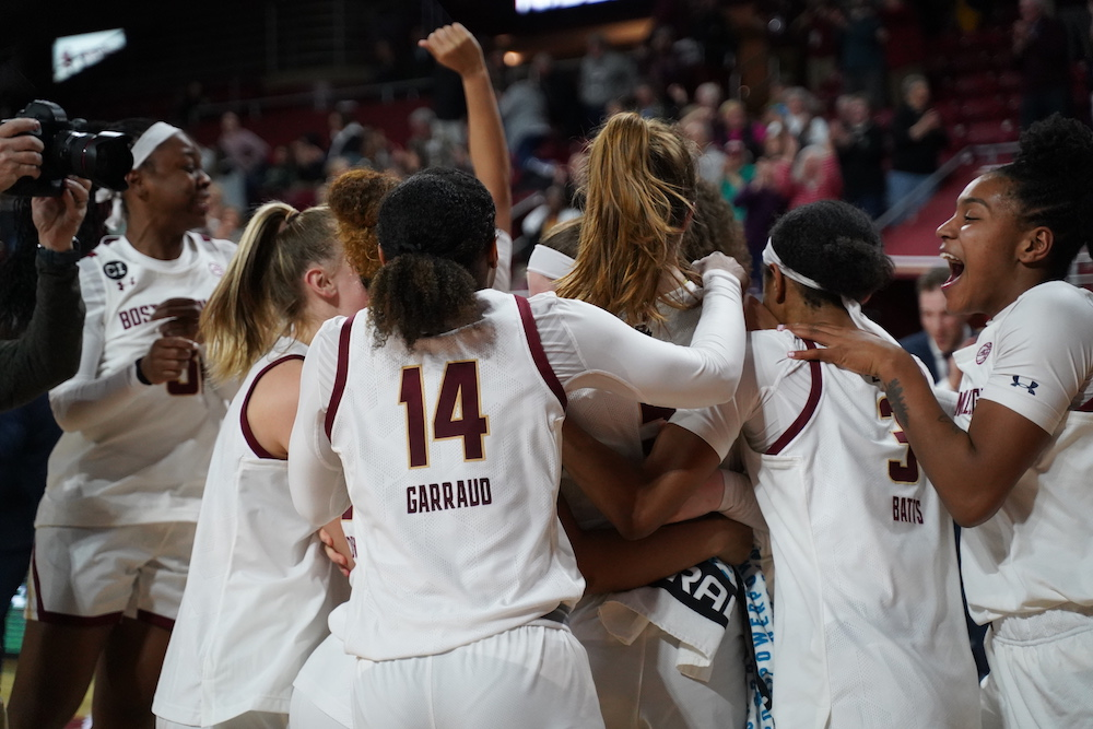 A Short Season Isn't a Lost Season for BC Women's Basketball