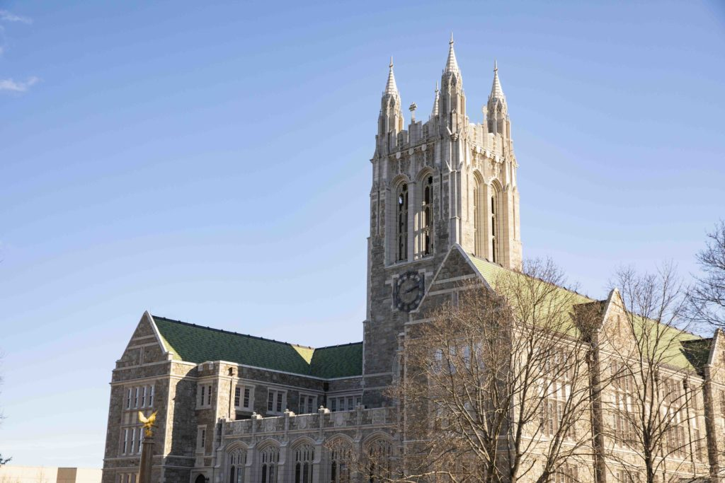 BC Accepts 24 Percent of Class of 2024 Applicants