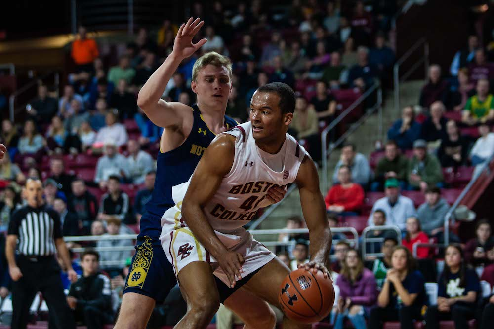 Previewing BC Men's Basketball ACC Quarterfinal Against Notre Dame