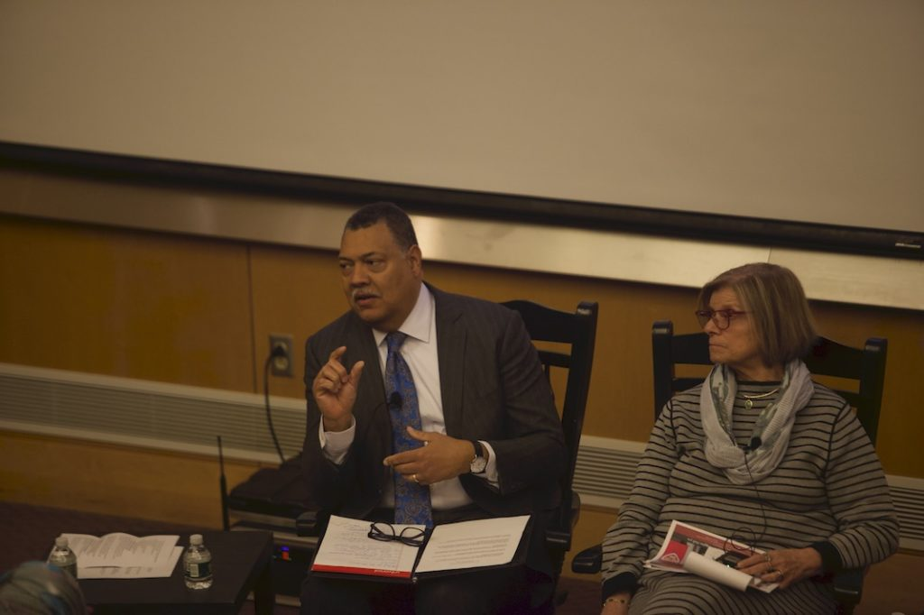 Deans Discuss Harvard Admissions Lawsuit