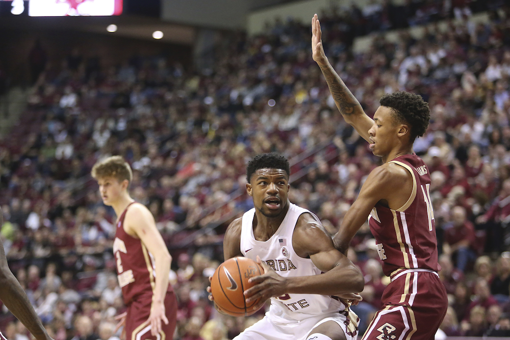 BC Drops Regular-Season Finale to Florida State in Blowout