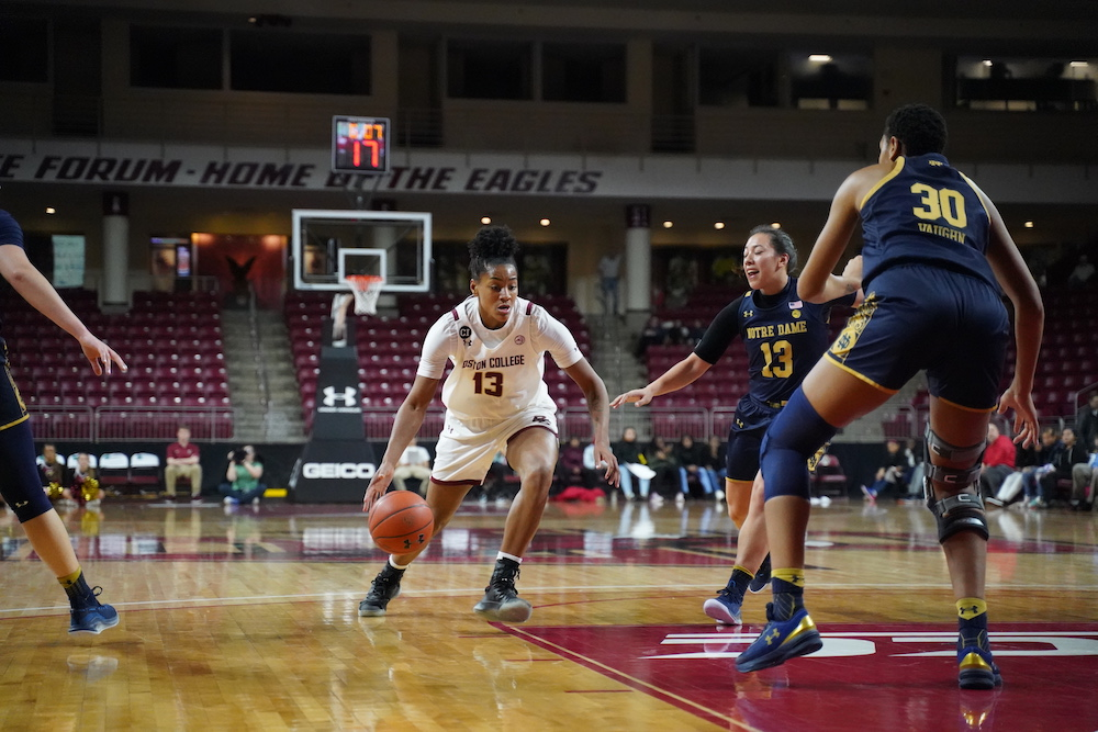 Eagles Top Syracuse to Close Out Regular Season