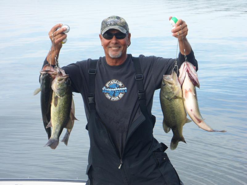 A photo of Dean Reisch's catch
