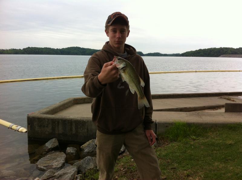 A photo of Austin  winter's catch