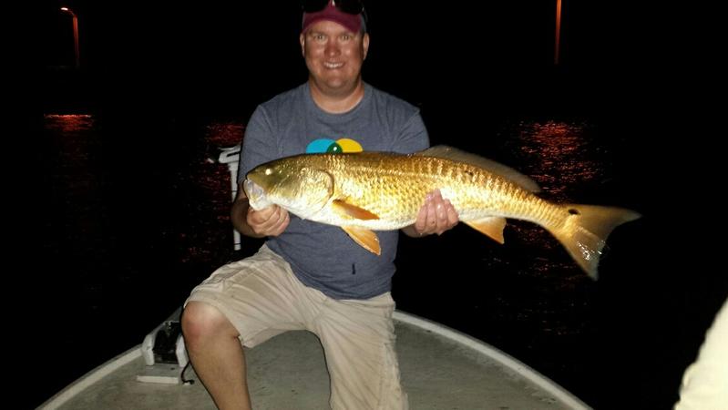A photo of Scott Kinnebrew's catch