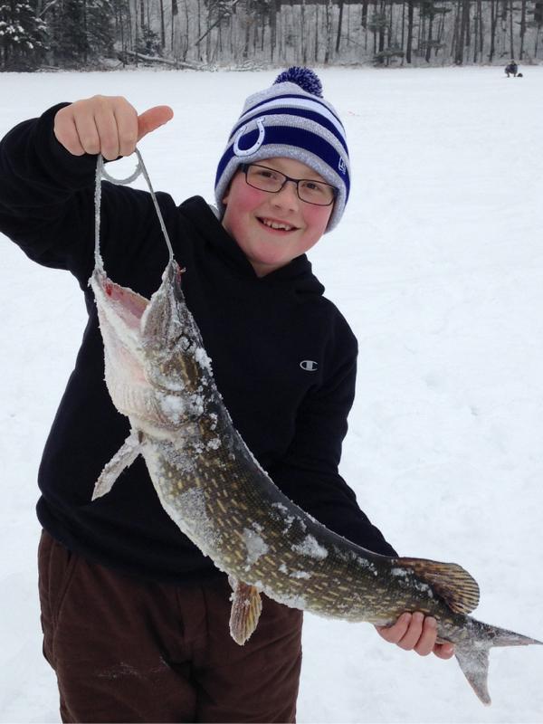 A photo of Caleb  Kautza 's catch