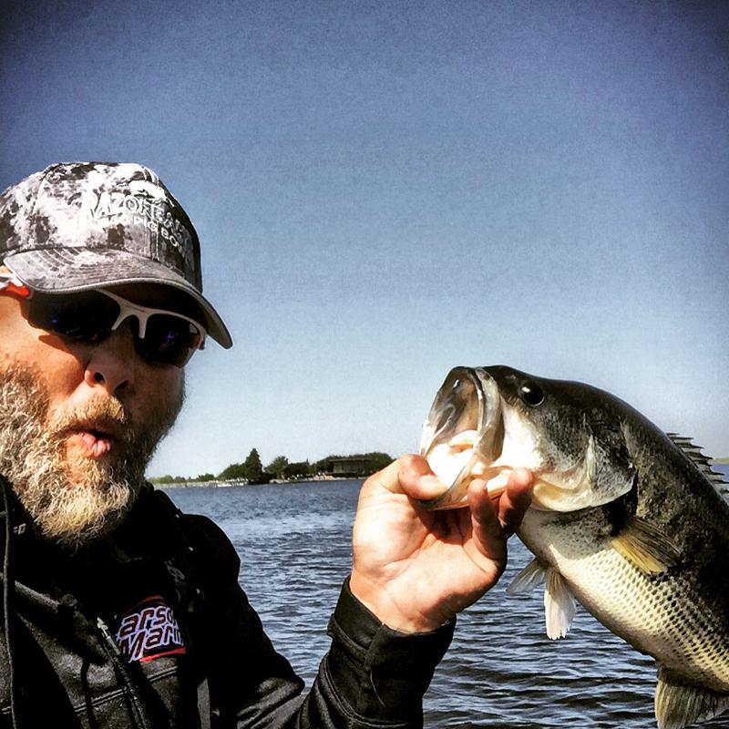 A photo of Doug  Reid's catch