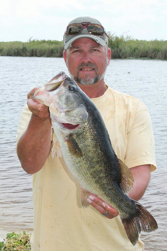 A photo of Joe Robertson's catch