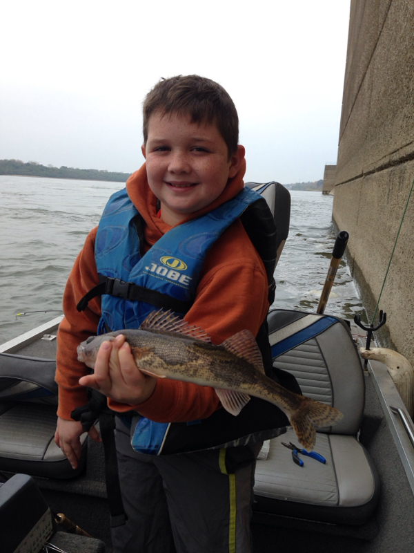 Ohio river in fishing reports map hot spots for Ohio fishing reports
