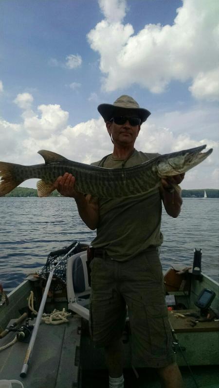 A photo of scott Schilthelm's catch