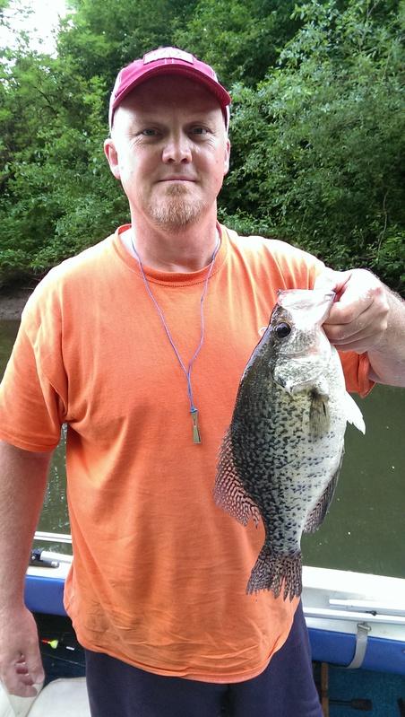A photo of Dan  LaGrow's catch