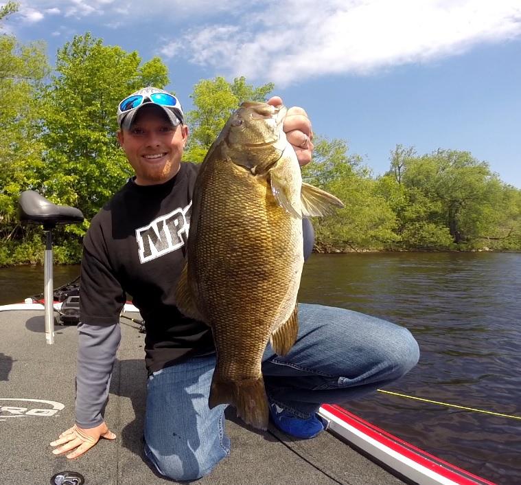 A photo of Brad Paradis's catch