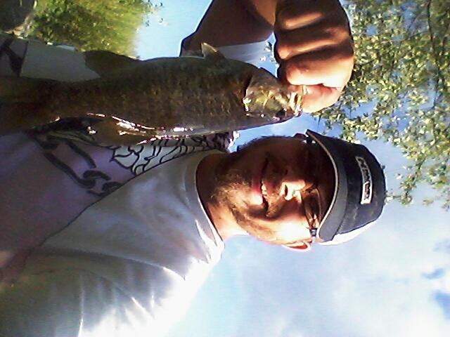 A photo of brandon riggleman 's catch