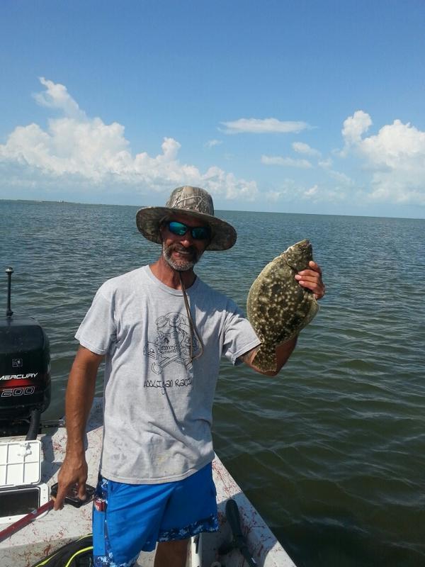 A photo of Adolfo ( Ben ) Cuellar's catch