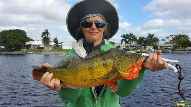 A photo of Bass Online's catch