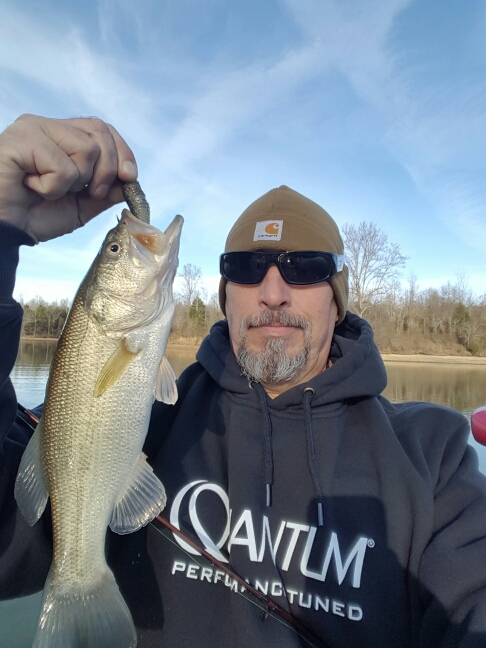 A photo of Tony DeMeo's catch