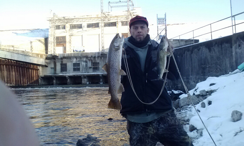 A photo of aaron seelhoff's catch