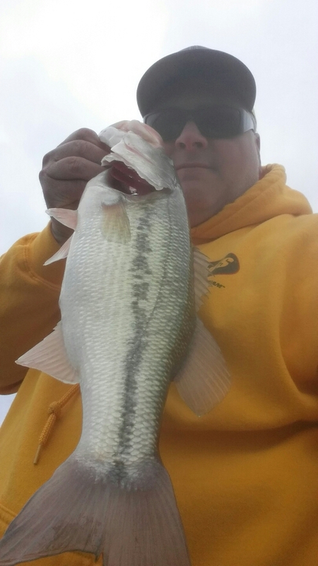 A photo of Jon Birdwell's catch