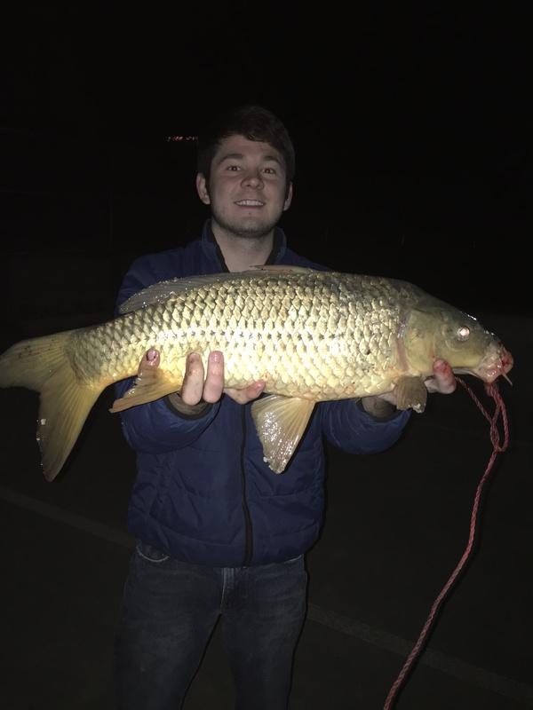 A photo of Anthoni Ungureanu's catch