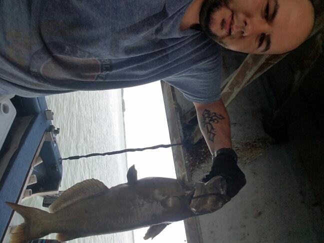 A photo of brandon bartos's catch