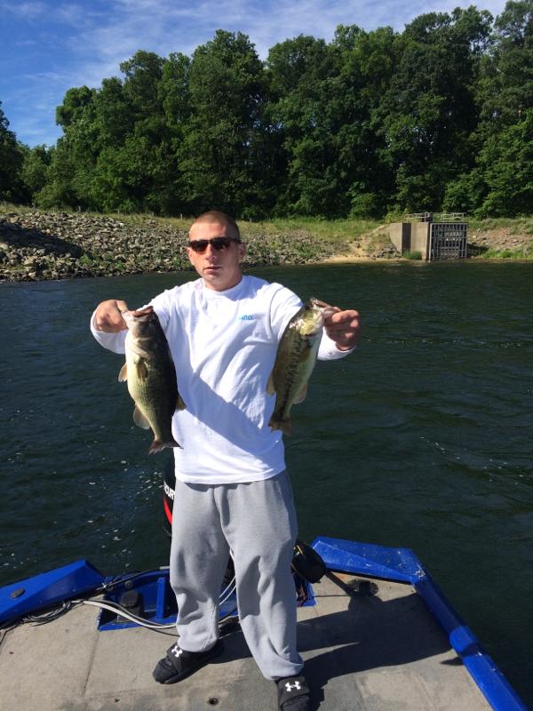 A photo of Mike  Fulginiti's catch