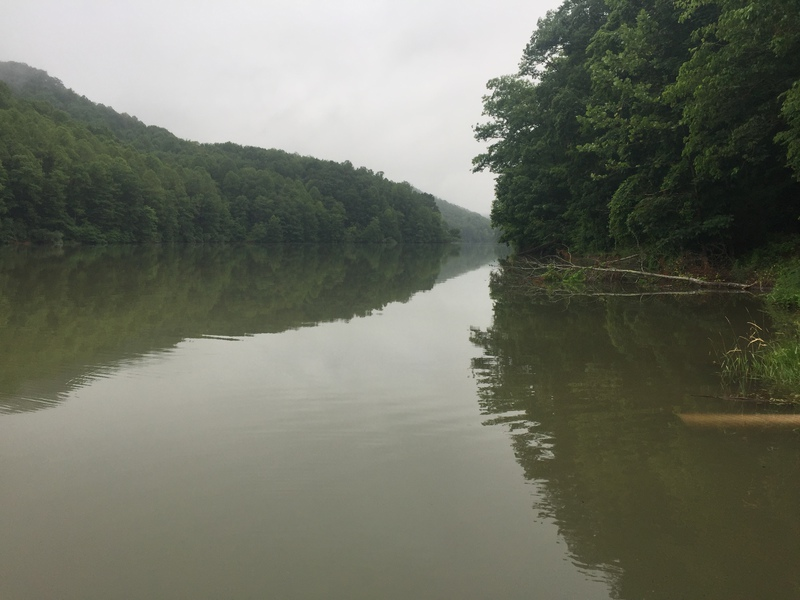 Stonecoal lake wv fishing reports map hot spots for Wv fishing report