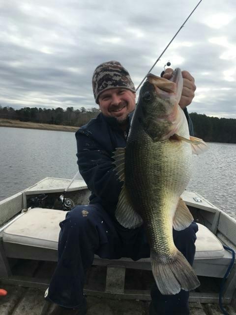 A photo of joe glenn's catch