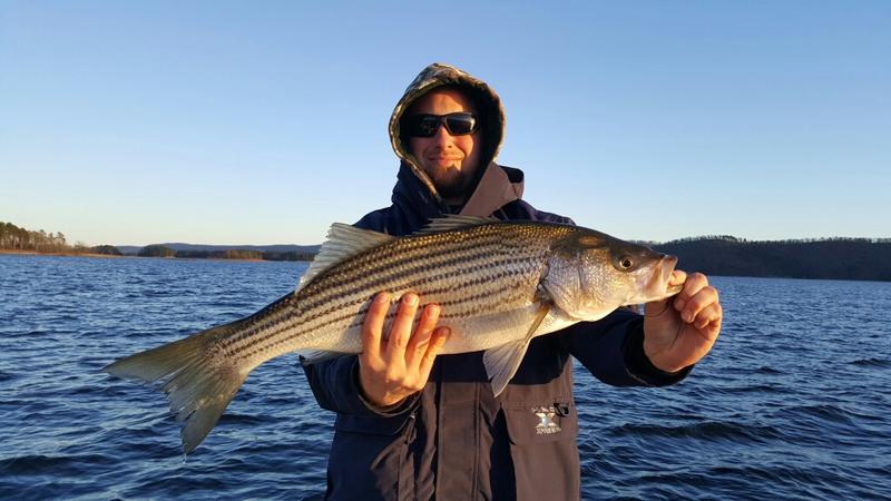 A photo of matt cox's catch