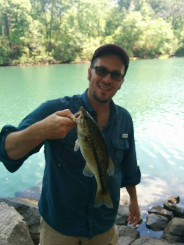 South Fork Catawba River Nc Fishing Reports Map Hot Spots