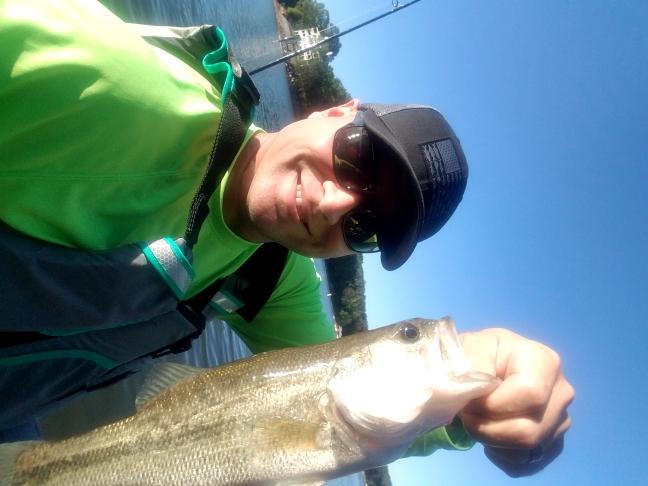 A photo of Nick Grieme's catch