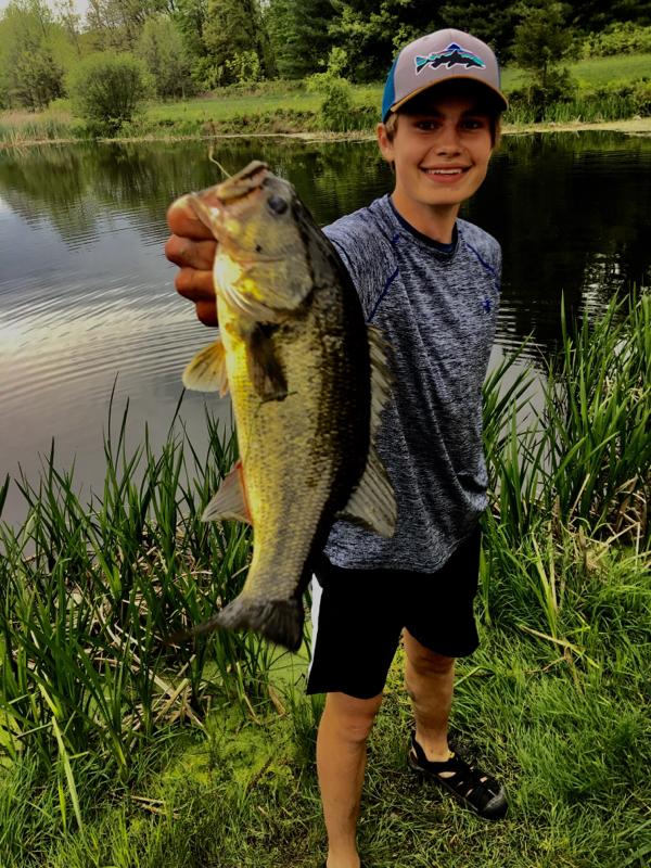 A photo of William Sivertsson 's catch