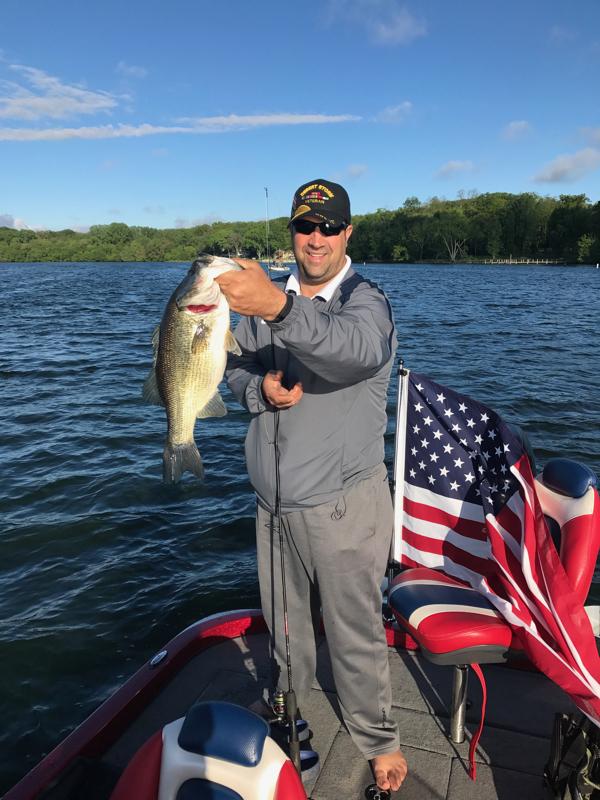 A photo of Tony Arbisi 's catch