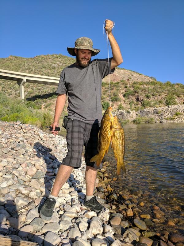 Roosevelt Lake AZ Fishing Reports, Map & Hot Spots