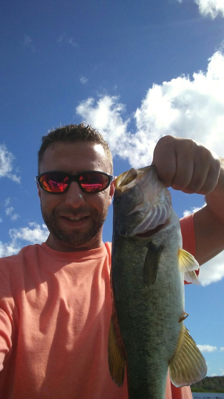 A photo of Derek  Stevens 's catch