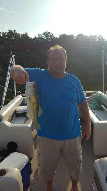 A photo of James  Jackson 's catch