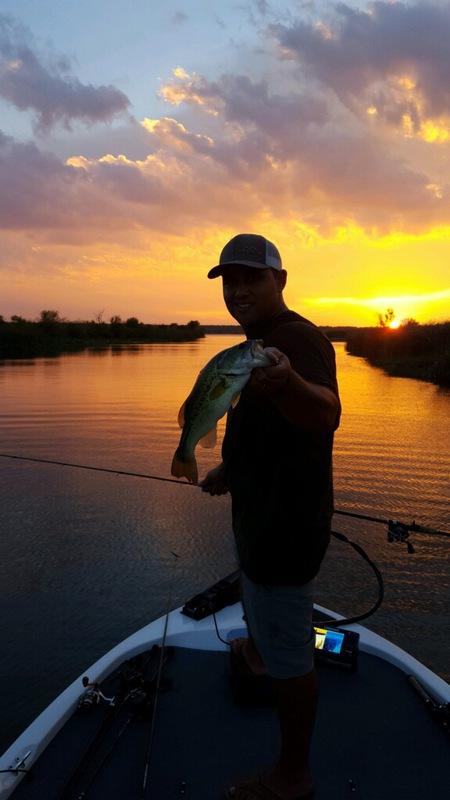 A photo of Joe McFarland's catch