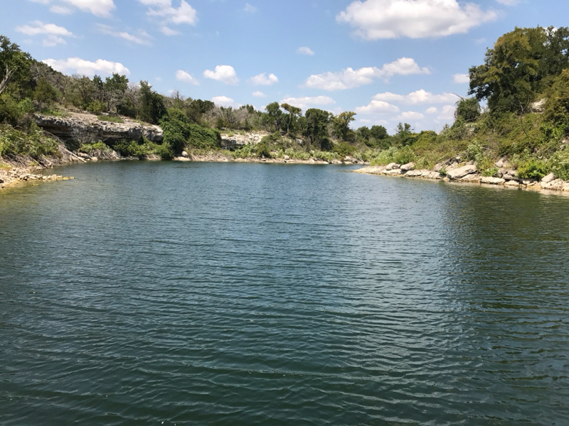 Belton tx fishing reports map hot spots for Lake belton fishing report