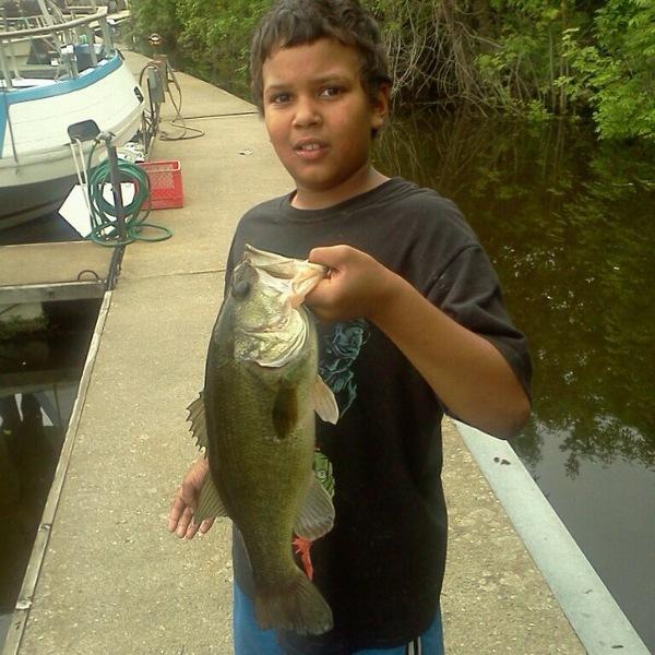 A photo of jacob kabanuk's catch
