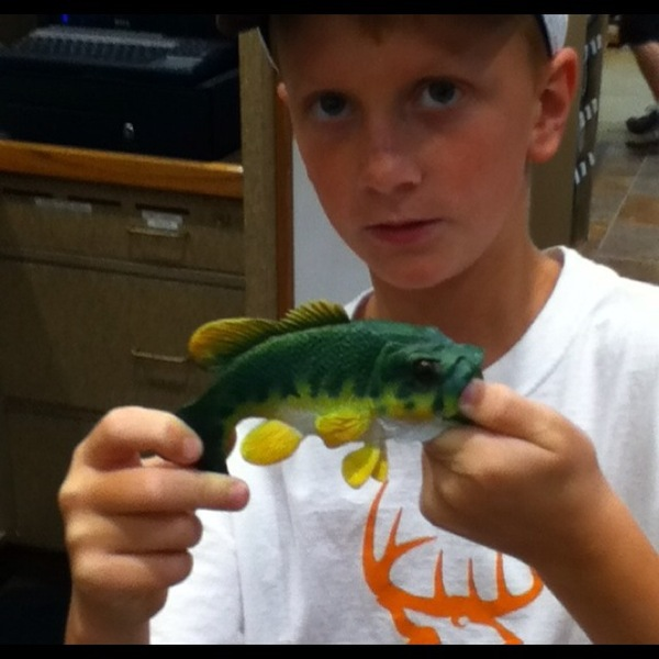 A photo of bass_master101's catch